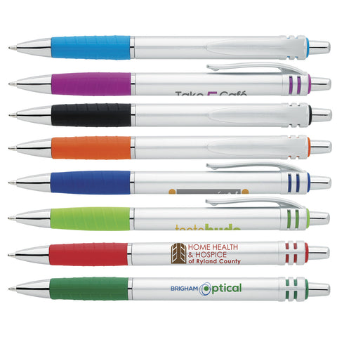 55681 - SILVER DISTINCTIVE PEN