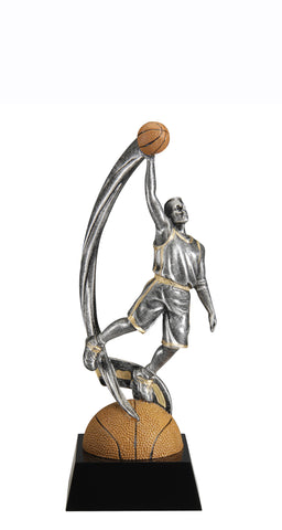 Basketball Figure Black Base