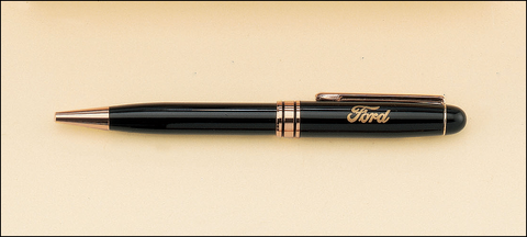 Brass Writing Pen