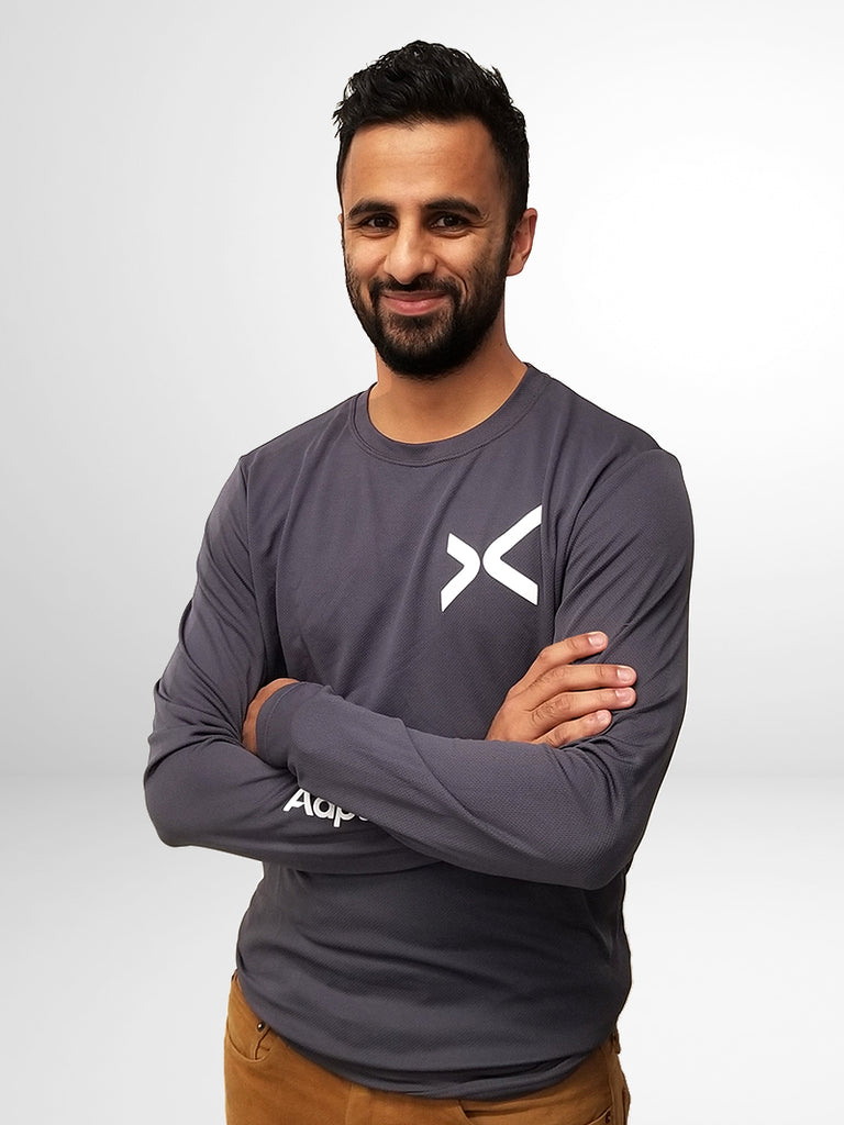 Aaptiv Long-Sleeve Performance Shirt