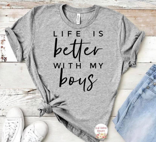 Better With Boys
