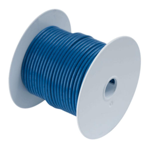 Ancor Dark Blue 14AWG Tinned Copper Wire - 100