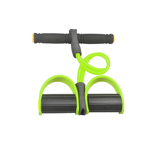 Body Exercise Equipment Resistance Bands Training Equipment Tube Workout Equipment Fitness Band Stretch Elastic Resistance Green - Latest And Greatest