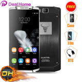 "Case+Film+OTG Cable)gifts! Original Oukitel K10000 4G LTE Cell Phone 5.5"" Quad Core MTK6735P 2GB 16GB ROM 10000mAH Android 6.0 - Latest And Greatest"