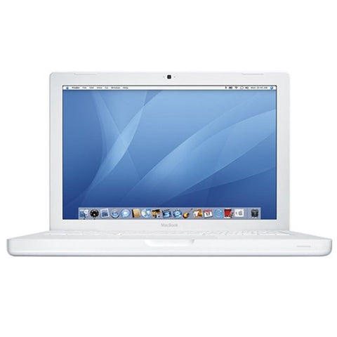 Apple MacBook Core 2 Duo T7200 2.0GHz 1GB 80GB CDRW/DVD 13.3 AirPort OS X w/Webcam & Bluetooth (Mid 2007)