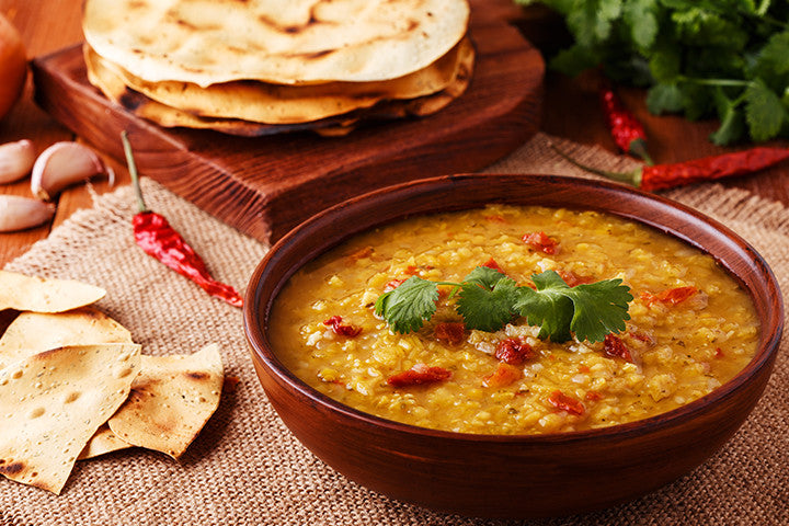 Red Dhal Soup