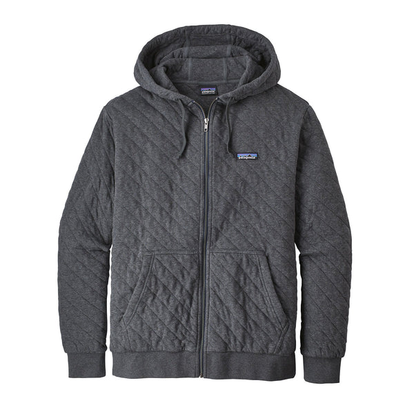 Men's Cotton Quilt Hoody