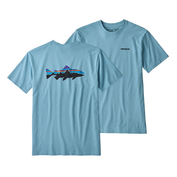 Men's Fitz Roy Trout Responsibili-Tee