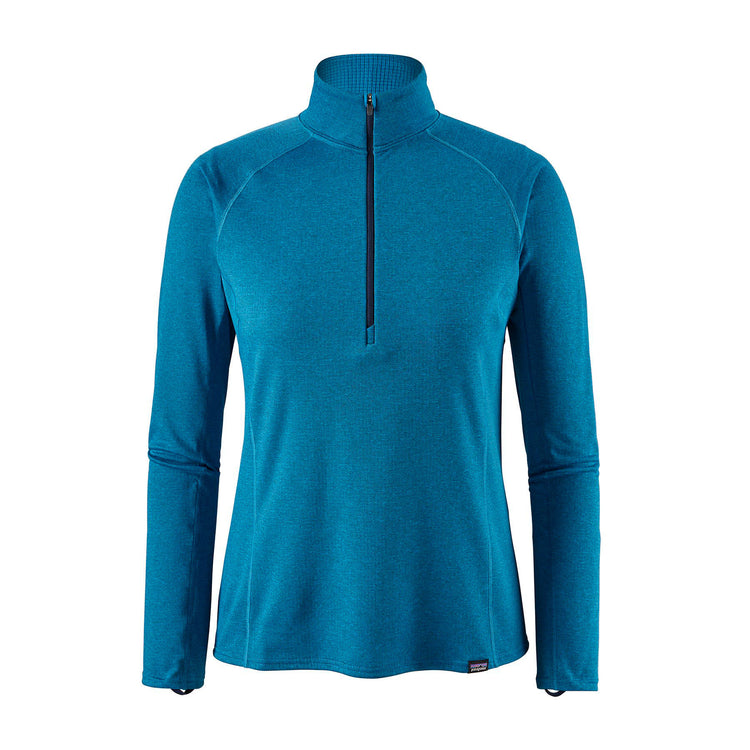 Women's Capilene Midtweight Zip-neck