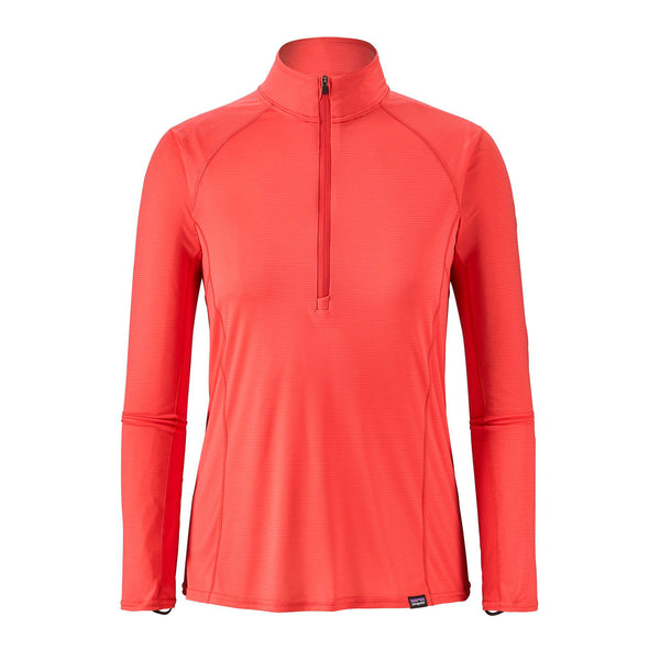 Women's Capilene Lightweight Zip-neck