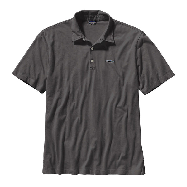 Men's Polo-Trout Fitz Roy