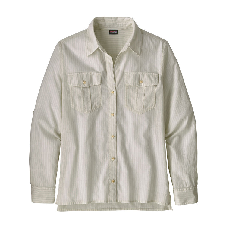 Women's Lightweight A/C Buttondown