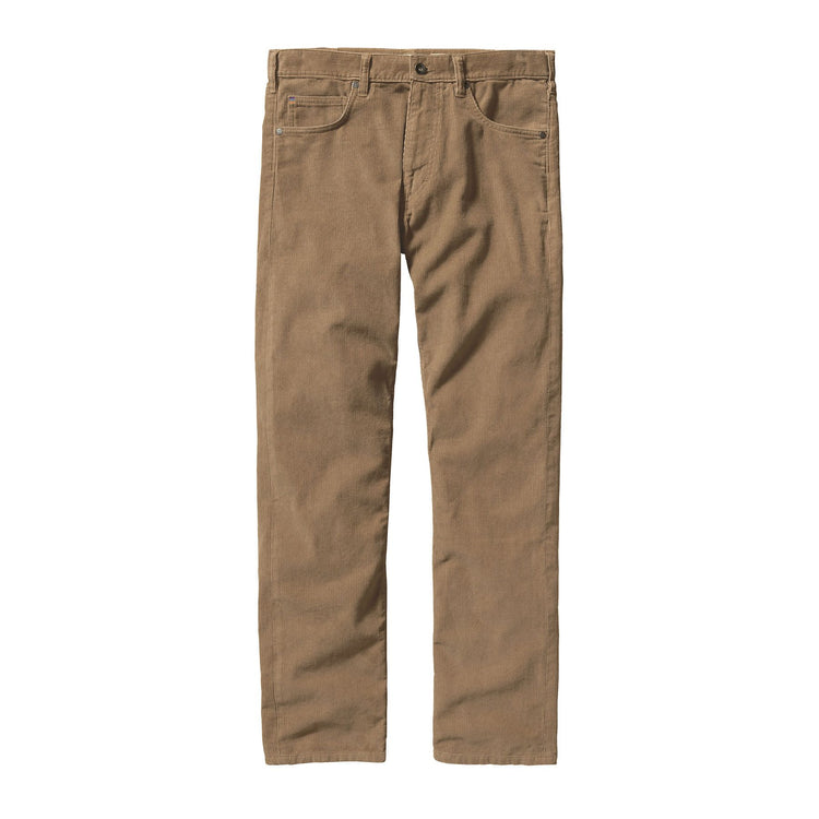 Men's Straight Fit Cord Pants