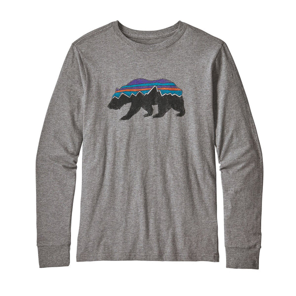 Boys' L/S Graphic T-Shirt