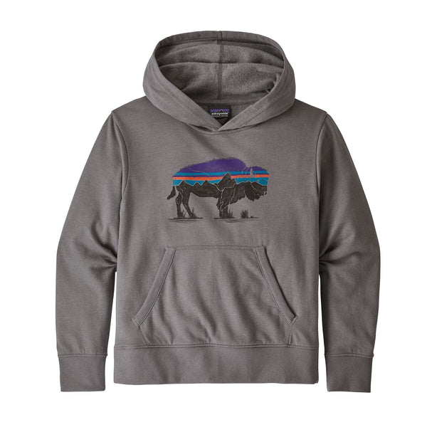 K's LW Graphic Hoody Sweatshirt