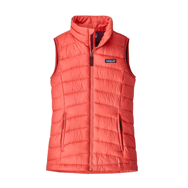 Girl's Down Sweater Vest