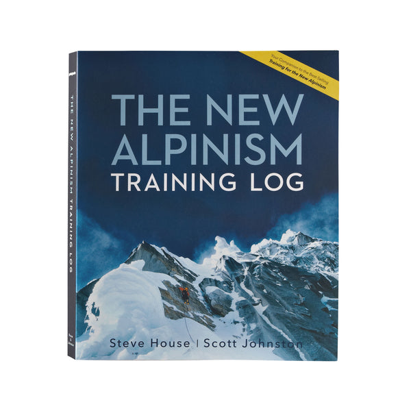 The New Alpinism-Training Log
