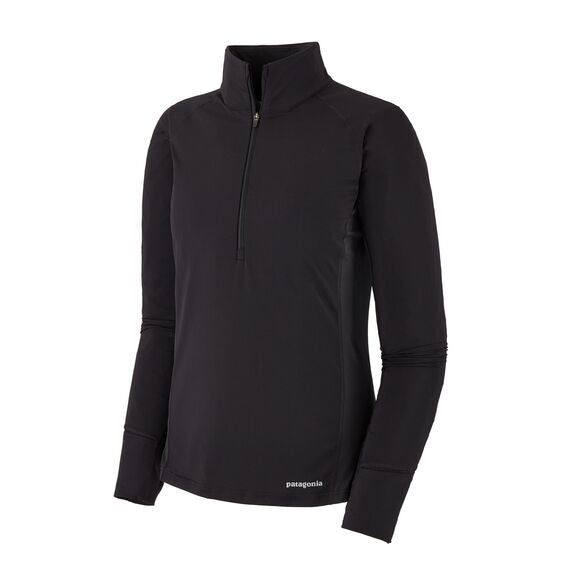 Women's All Weather Zip-neck