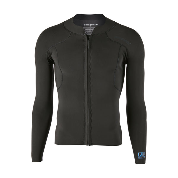 M's R1 Lite Yulex Front-Zip Long Sleeved Top