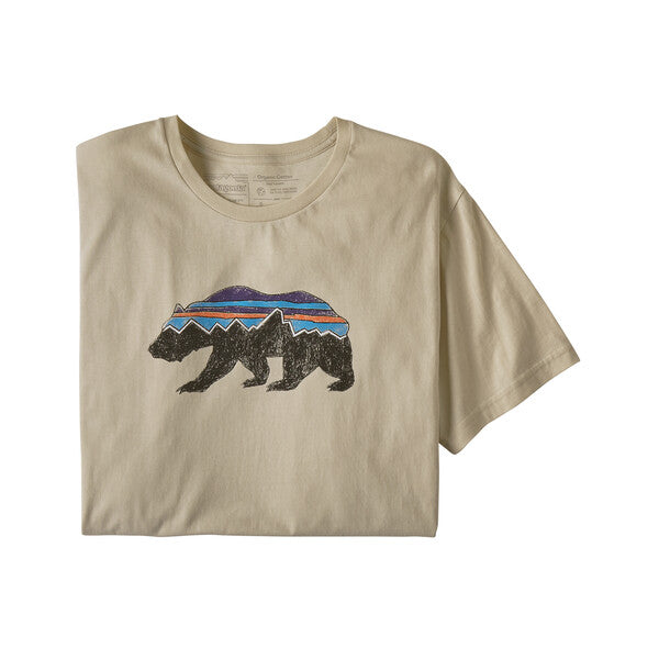 Men's Fitz Roy Bear T-Shirt