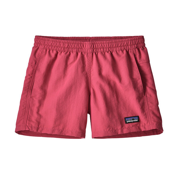 Girl's Baggies Shorts - 4 in.