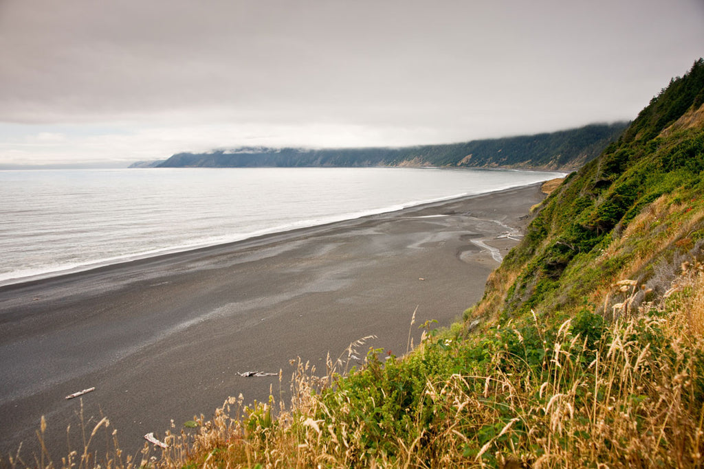 "Shelter Cove, California's ""Lost Coast"""