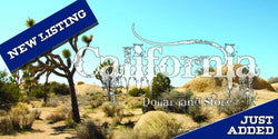 #L06915-1 5 Acres in Needles, San Bernardino County CA $2,699.00  ($71.70/Month)