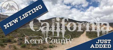 #L206541-1 2.28 Acres in Kern County, CA $6,499.00 ($95.89/Month)