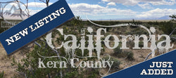 #L22954-1 5 Acres in Kern County, CA $15,900.00 ($208.91/Month)