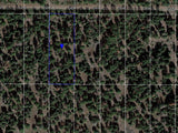 #L09372-1 .92 Acres / Wooded Lot in California Pines, Modoc CA $6,299.00 ($104.31/Month)