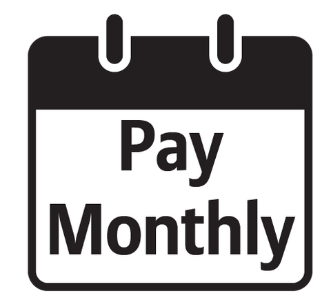 Monthly Payment (A06820-1) $74.74