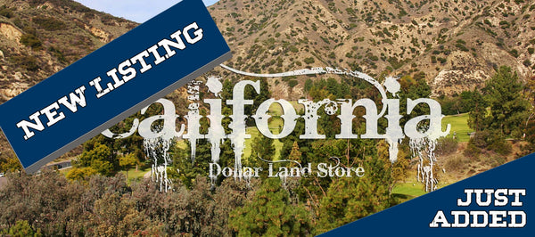 #L11698-1 2.62 Acres California Valley VRL, San Luis Obispo County California $10,500.00 ($147.88/Month)