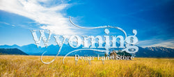 L04994-1 40 Rural Acres in Sweetwater County, Wyoming $18,500.00 ($242.14/Month)