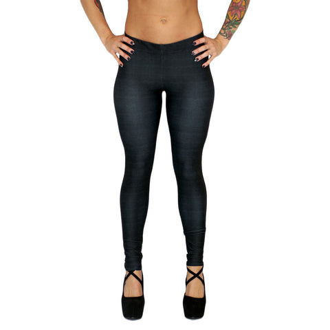 Dark Thread Leggings at Alpha Thread