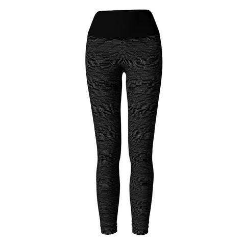 Dark Thread Yoga Leggings at Alpha Thread