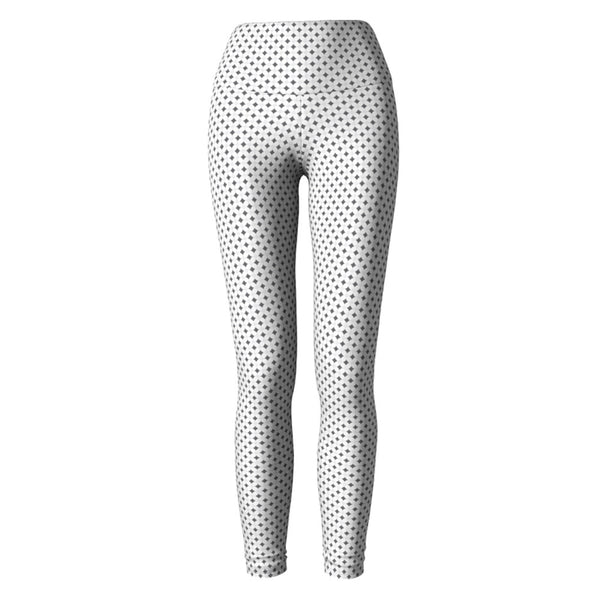 Diamonds Yoga Leggings at Alpha Thread