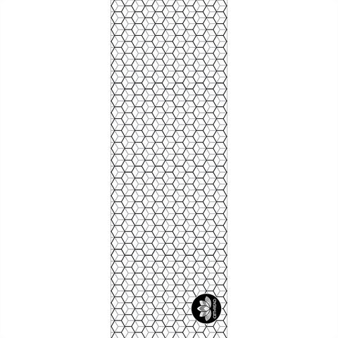 Geometric Yoga Mat at Alpha Thread