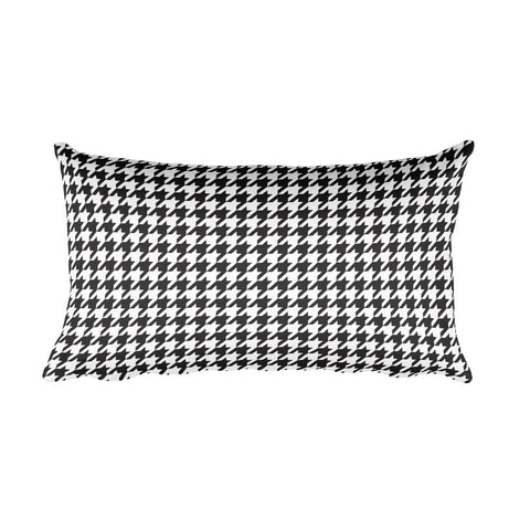 Houndstooth Yoga Bolster at Alpha Thread
