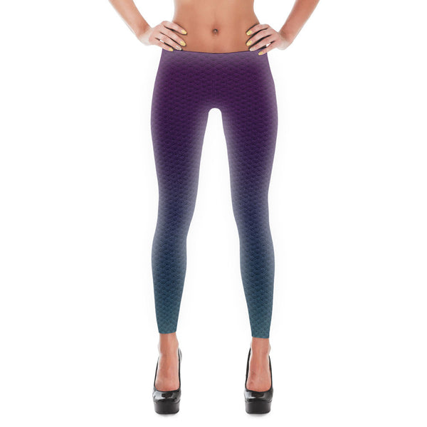 Mermaid Leggings at Alpha Thread