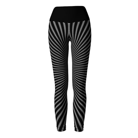 Vortex Yoga Leggings at Alpha Thread