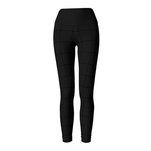 Weave Yoga Leggings at Alpha Thread