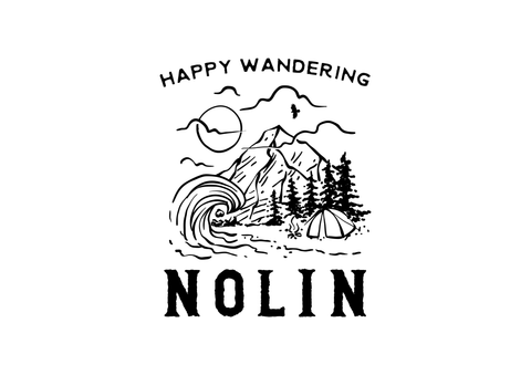 Happy Wandering Nolin