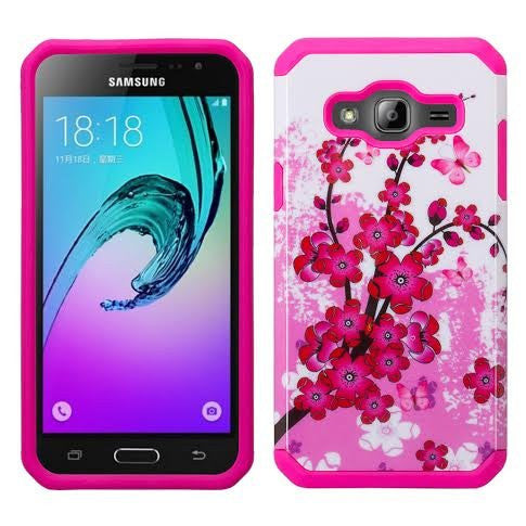 sports shoes a0158 24193 Galaxy J3 Case, Galaxy Sky Case, Galaxy Express Prime, Galaxy Sol, Galaxy  Amp Prime [Shock/Impact Resistant] Hybrid Dual Layer Defender Protective ...