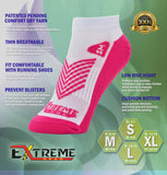 No Show Low Rise Socks - Pink