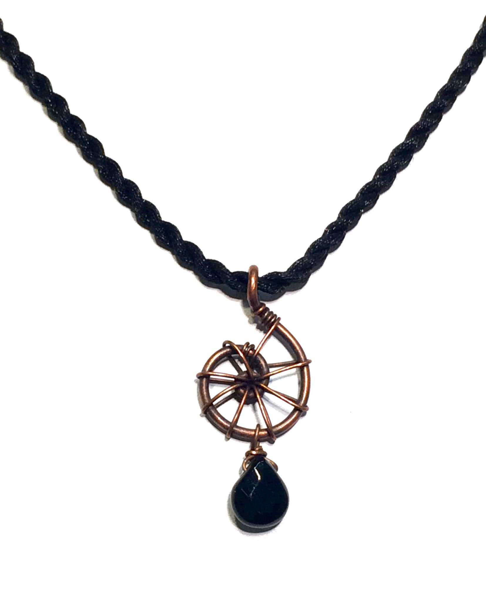 Small Nautical Pendant