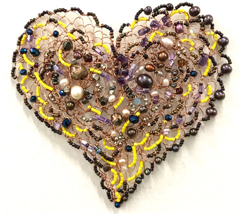 Heart.3-Wall Sculpture