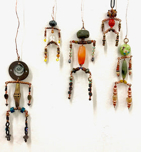 People Ornaments