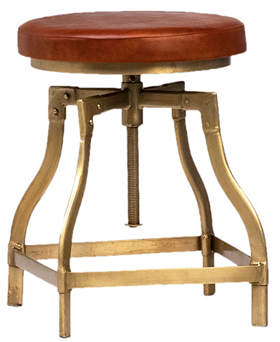 Hobbs Adjustable Counter Height Stool