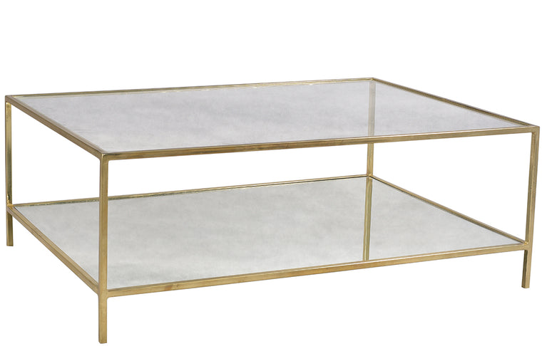 "Leone Coffee Table 44"" x 30"""
