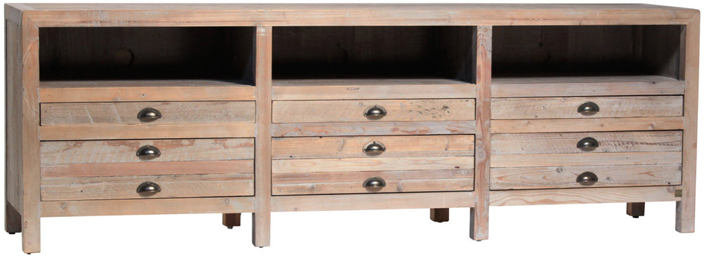 Kingsley TV Stand 81""